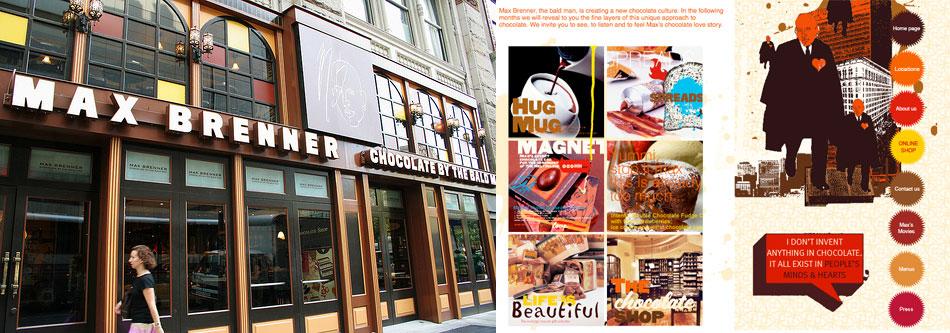 Chocolate Love Story
