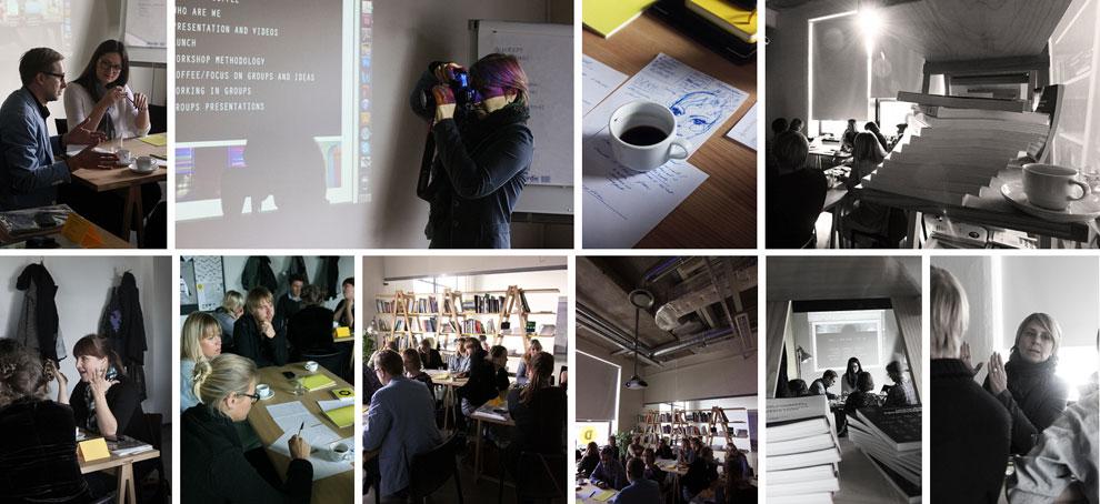6th sense Tallinn Workshop