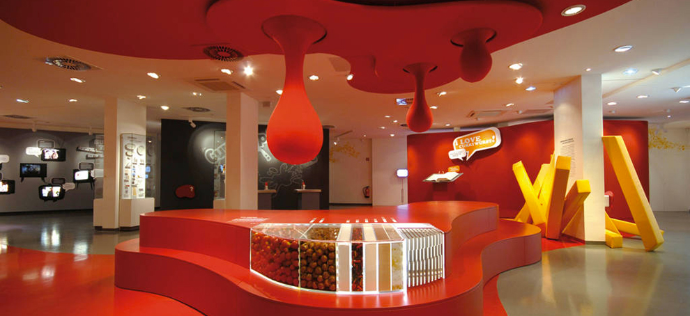 Currywurst Museum in Berlin