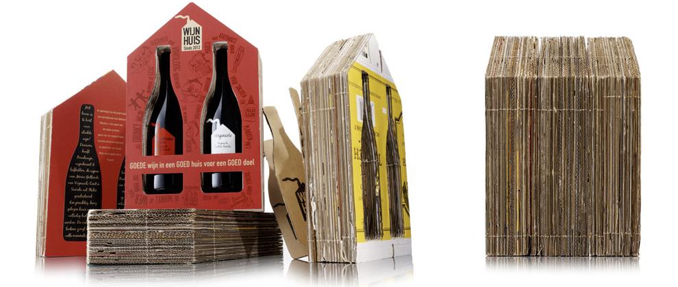 Una buona casa per un buon vino