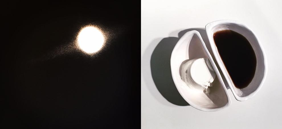 Biancoluna | Racconto di una notte di luna piena. L'inverno.